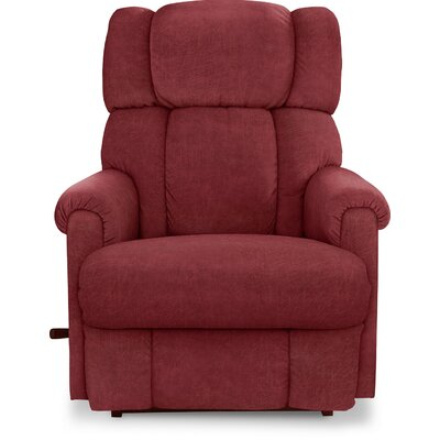Pinnacle Recliner Upholstery: Charcoal