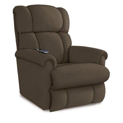 Pinnacle Recliner Upholstery: Sable