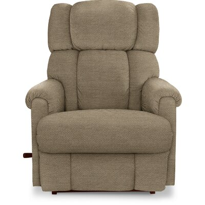 Pinnacle Recliner Upholstery: Pecan