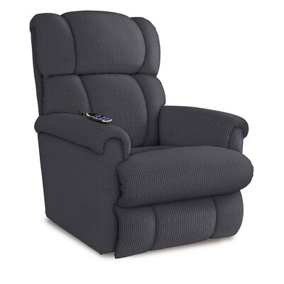 Pinnacle Recliner Upholstery: Navy