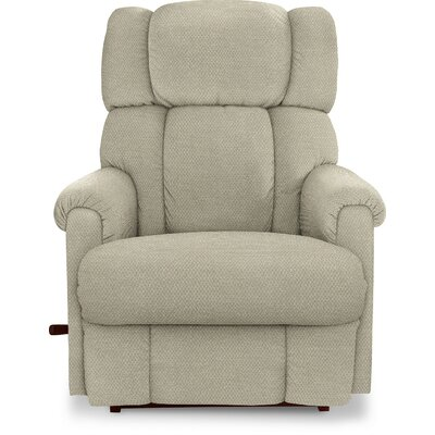 Pinnacle Recliner Upholstery: Pebble