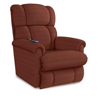 Pinnacle Recliner Upholstery: Shiraz
