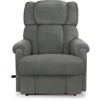 Pinnacle Recliner Upholstery: Vermillion