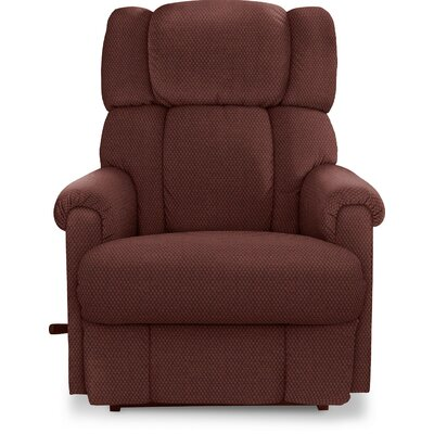 Pinnacle Recliner Upholstery: Burgundy