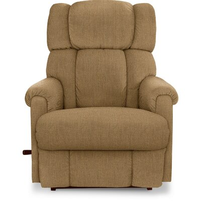 Pinnacle�Recliner Upholstery: Brown Sugar, Reclining Type: Power, Motion Type: Rocker