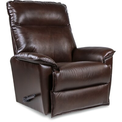 Jay Rocker Recliner Upholstery: Chocolate