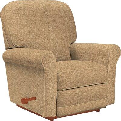 Addison Reclina Rocker Recliner Upholstery: Sisal