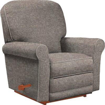 Addison Reclina Rocker Recliner Upholstery: Flannel