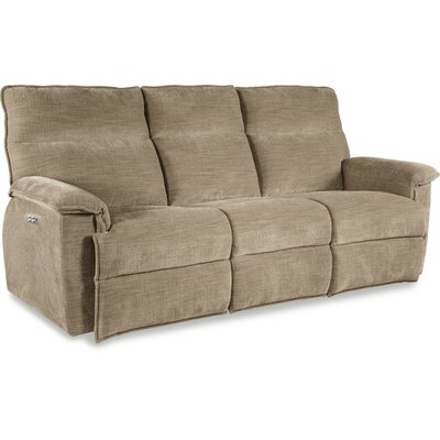 Jay La-Z-Time� Power-Recline with Power Headrest Full Reclining Sofa