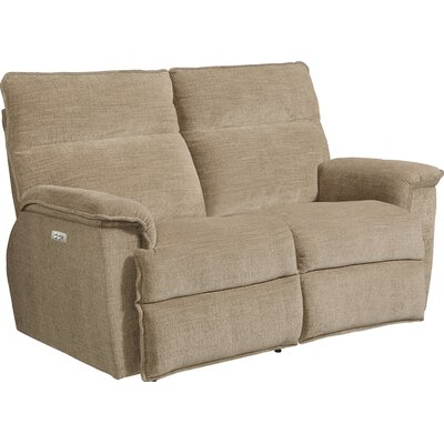 Jay La-Z-Time� Power-Recline with Power Headrest Full Reclining Loveseat