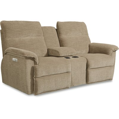 Jay La-Z-Time� Power-Recline with Power Headrest Loveseat