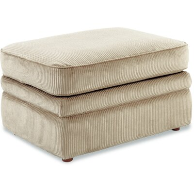Collins Premier Ottoman Upholstery: Ivory