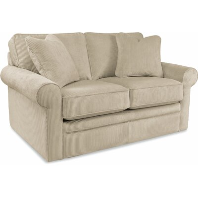 Collins Premier Loveseat Upholstery: Buckwheat