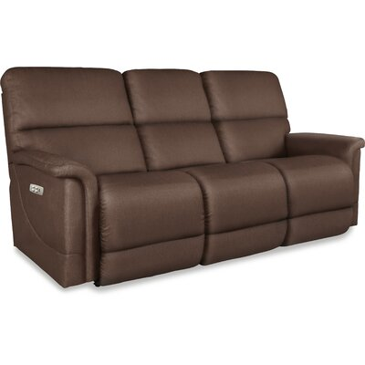 Oscar LA-Z-Time� Power-Recline with Power Headrest Full Reclining Sofa