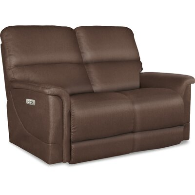 Oscar LA-Z-Time� Power Recline with Power Headrest Full Reclining Loveseat