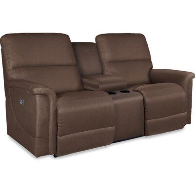 Oscar LA-Z-Time� Power-Recline with Power Headrest Full Reclining Sofa