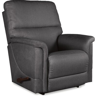 Oscar Manual Rocker Recliner Upholstery: Steel