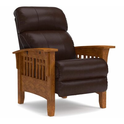 Eldorado Leather Manual Recliner