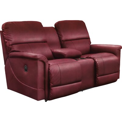 Oscar Reclining Loveseat with Console