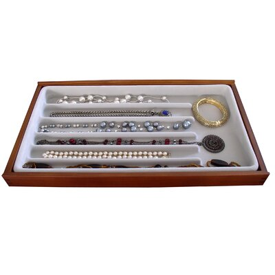 Stack Em Necklace And Bracelet Organizer