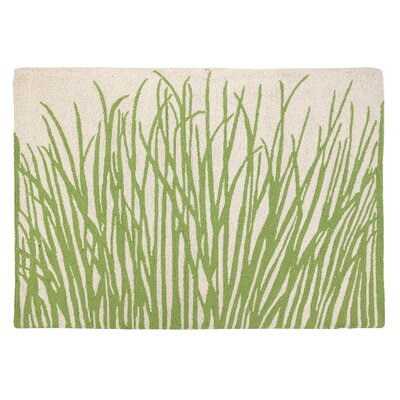 Seagrass Hookeded Area Rug
