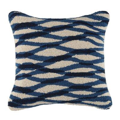 Ripple Cotton Throw Pillow