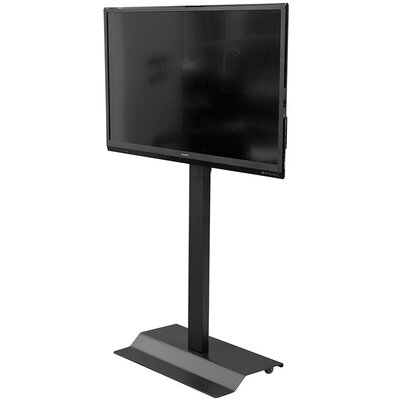 Mobile Display Tilted Floor Stand Mount 42-60 Finish: Black