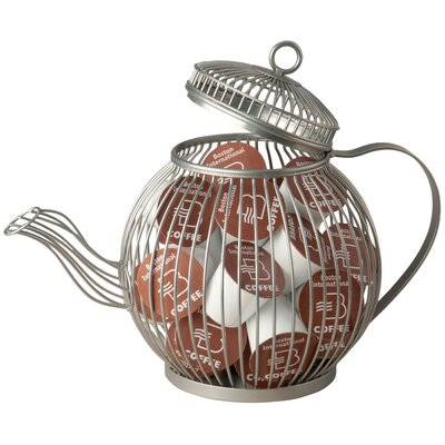 Teapot Coffee Pod Holder KCP13014