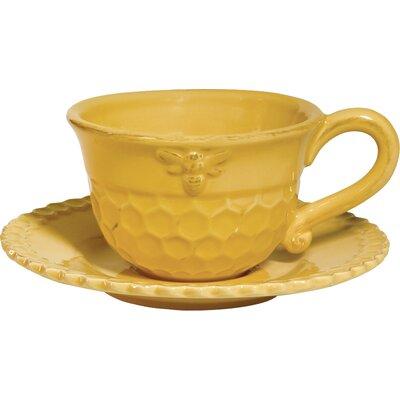 Beverly Teacup & Saucer Set JC16114