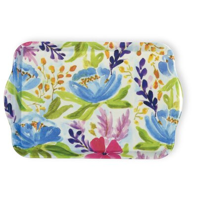Rosanne Beck Summer Dream Snack Tray (Set of 2)