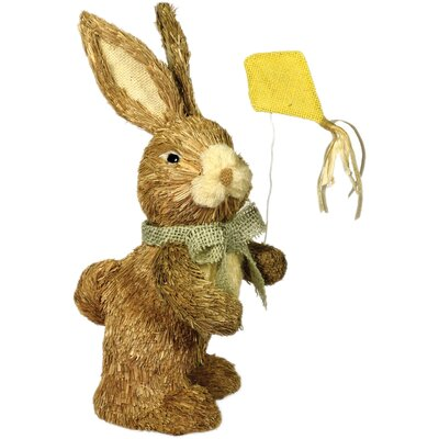 Bowtie Bunny with Kite Statue