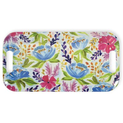 Summer Dream Melamine Tray (Set of 2)