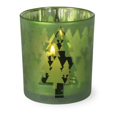 Glass Tealight (Set of 3) SQX16397