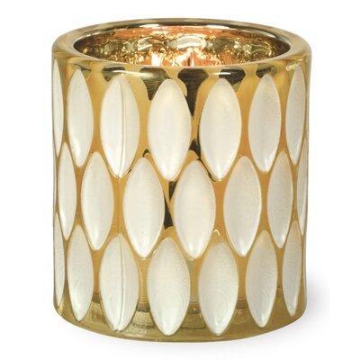 House of Hampton Gold Glass Tealight