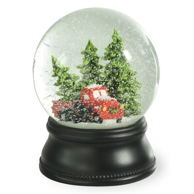 Tree Run Snowglobe