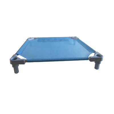 Elevated Dog Cot Size: Small - 24 L x 24 W
