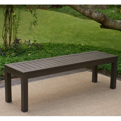 Cambridge Casual Alfresco Wood Picnic Bench