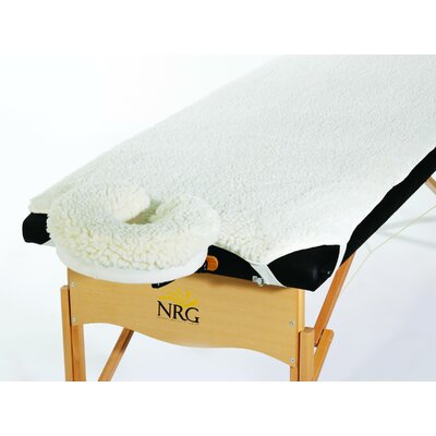 Fleece Pad Set with Face Cradle Cover