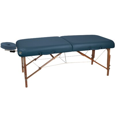 Ultimate Portable Massage Table Color: Agate