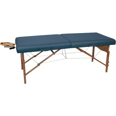 Pro Portable Massage Table Color: Agate