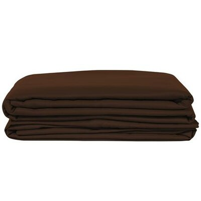 Sheet Set Color: Chocolate