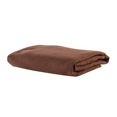 Deluxe 200 Thread Count Flannel Sheet Set Color: Dark Chocolate