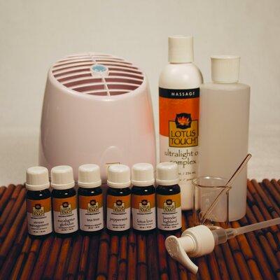 Premium Aromatherapy Package