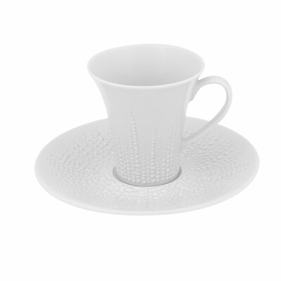Vista Alegre Mar Coffee Cup and Saucer (Set of 4) 21117772