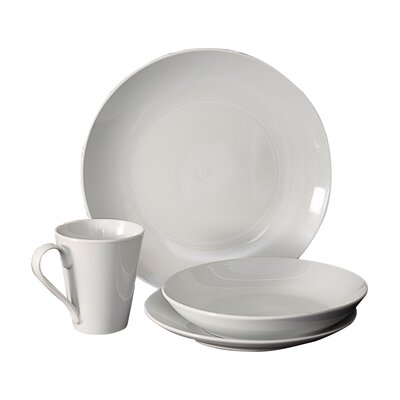 16 Piece Dinnerware Set 500000010