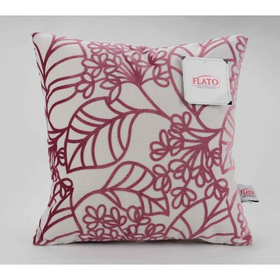 Spring Bloom Decorative Throw Pillow Size: Small, Color: Mauve