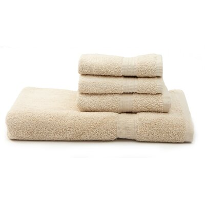 Terry 4 Piece Towel Set