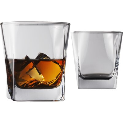 Cube 10.5 oz. Double Old Fashioned Glass 0500000044