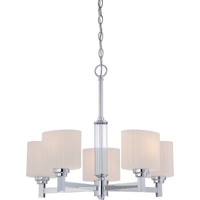 Liam 5-Light Drum Chandelier