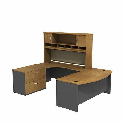 U Shaped Desk Office Suite Series Product Picture 893